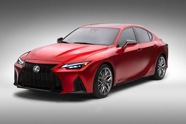 Pistons Ain't Dead Yet: The New Lexus IS500 F-sport Hot Rod Is Proof Of That – Look Out, Germans