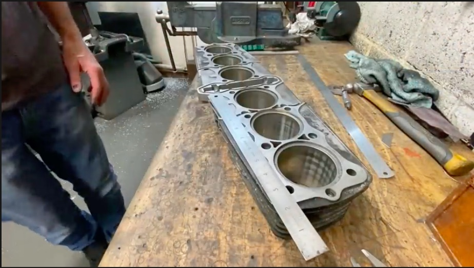 Making Six Out Of Four: Watch England's Allen Millyard Create A Set Of Kawasaki Z1 Six Cylinder Jugs!