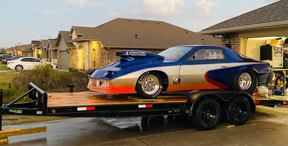 This 3rd Gen Camaro Is Big Tire Greatness. We'd Race The Snot Out Of This Thing, After Installing Just One More Thing.