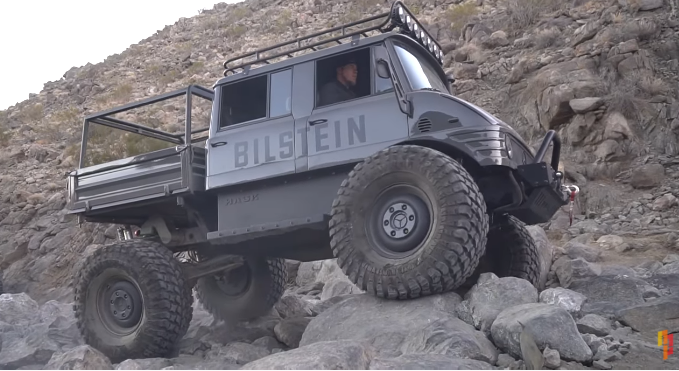 Unimog vs The World! Can Anything Else At King Of The Hammers Keep Up With This Thing?