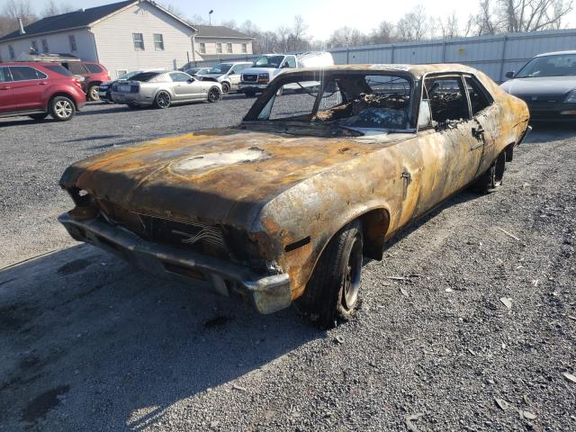 Ridetech Recipe: This 1972 Nova Might Be Extra Crispy, But I Think It Could Be Pretty Spicy Too