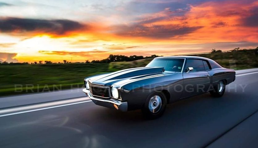 This 1970 Monte Carlo Is One Bad Ass Street Machine! LS Swapped And Ready To Rock, We Think You Need This!