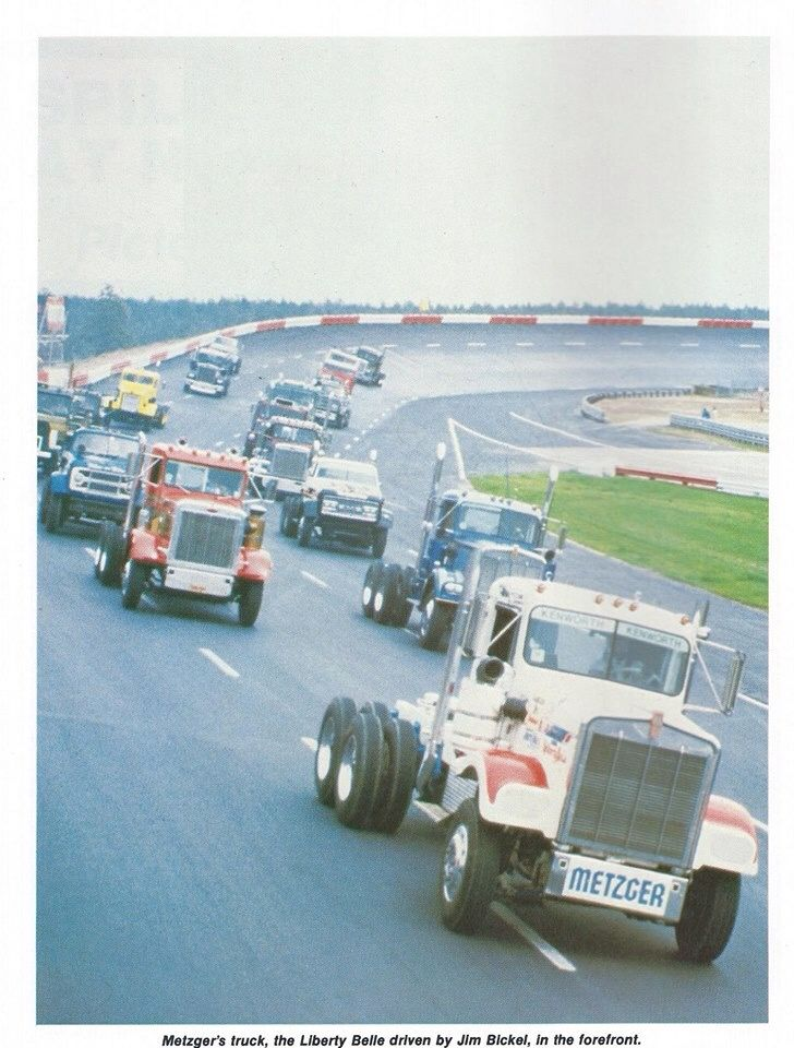 Listen Up: Too Fat To Fly – The Incredible Story Of How Big Rig Super Speedway Racing Started In America Circa 1979