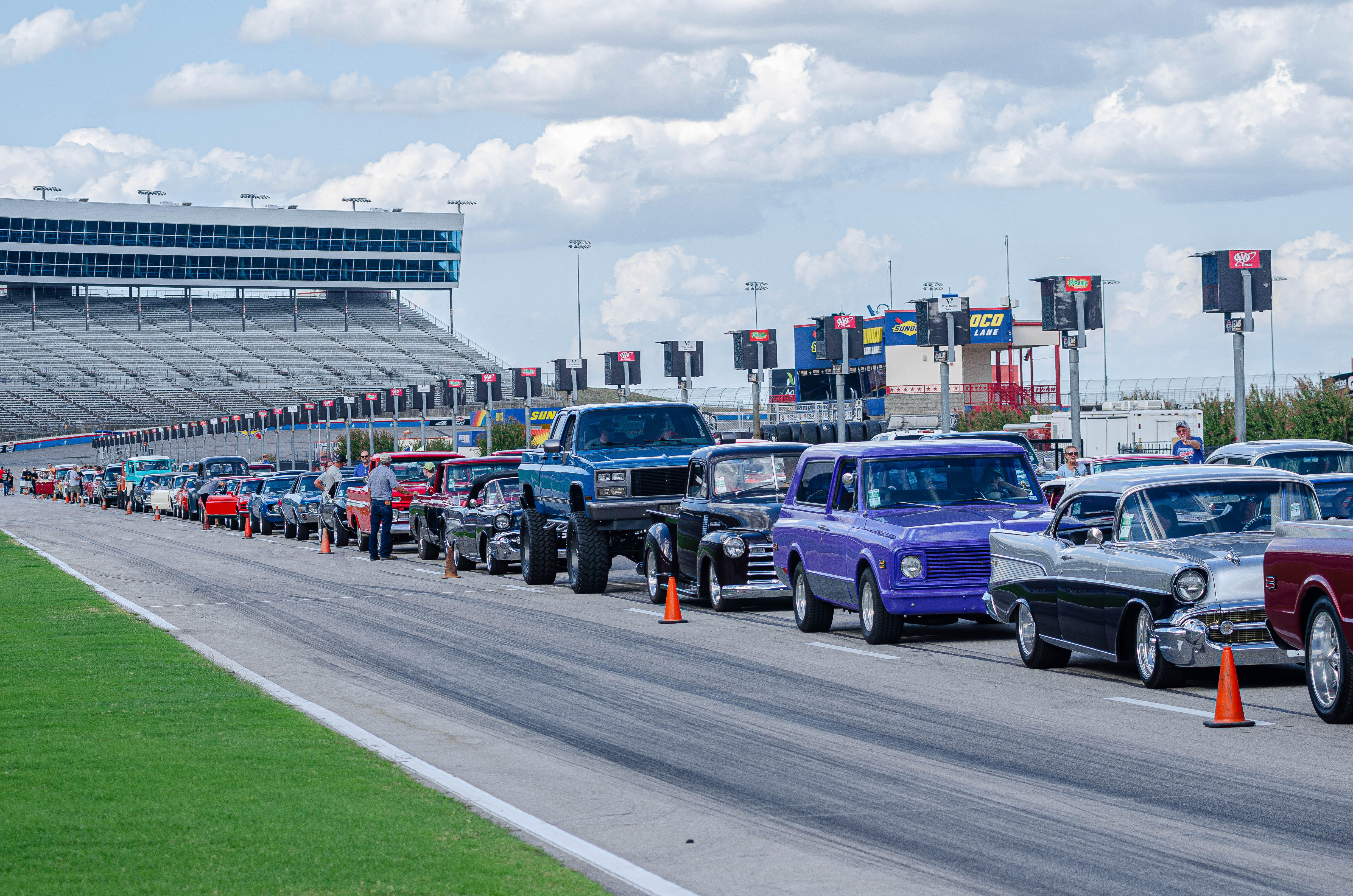 Goodguys Is Adding Another Texas Event For 2021! INAUGURAL MEGUIAR'S ALL STAR GET-TOGETHER AT TEXAS MOTOR SPEEDWAY