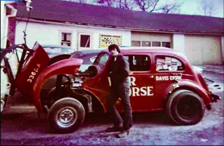Video: Funny Car Racer Jack Wyatt Built His First Drag Car Before He Was Old Enough To Drive It! Watch His Story!
