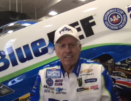 Are You Ready For John Force And NHRA Camping World Drag Racing In 2021? Watch Lohnes Interview John To See What He Thinks.