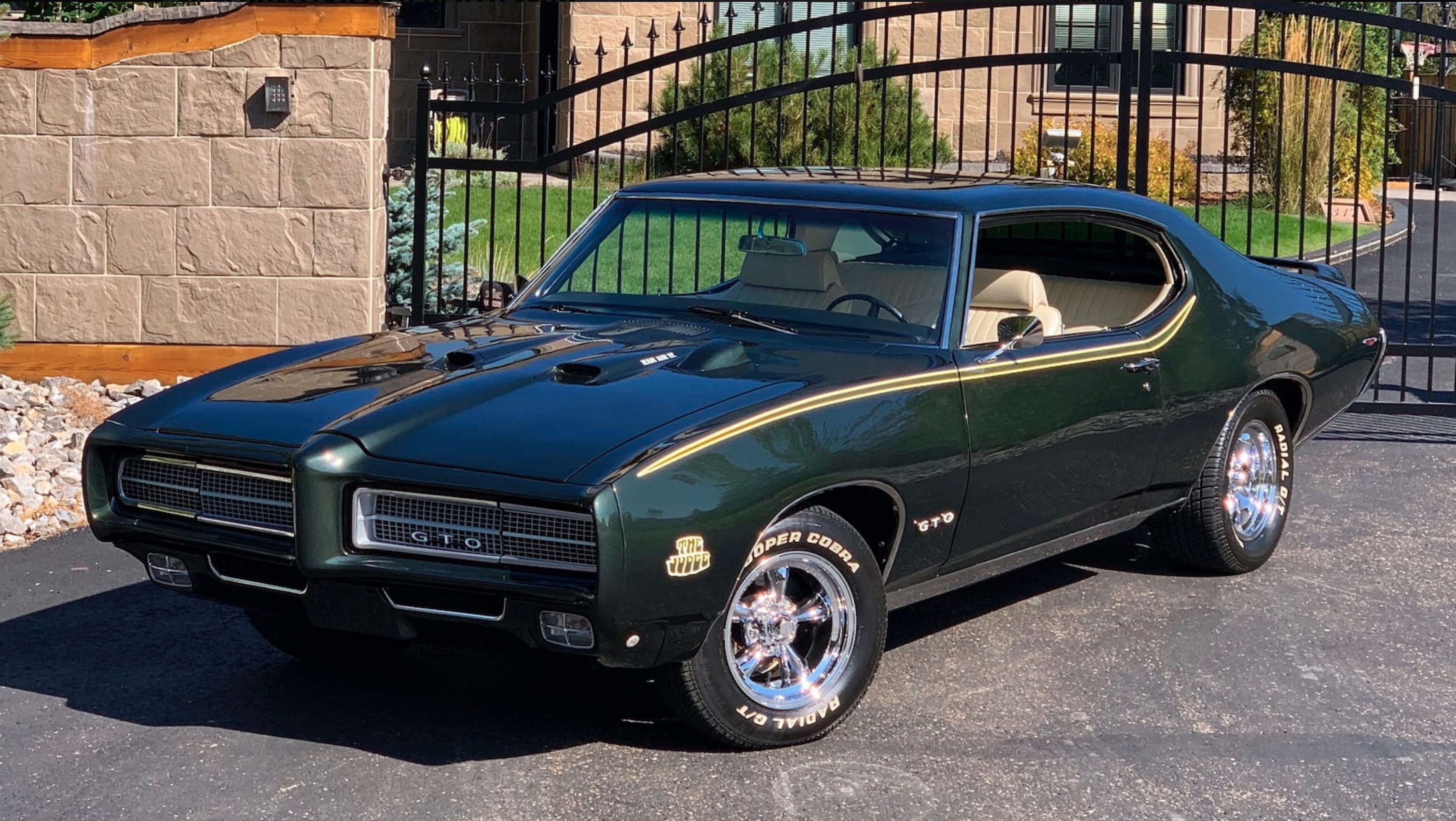 """Money No Object: 1969 Pontiac GTO """"The Judge"""" With An LS3/5-Speed Swap"""