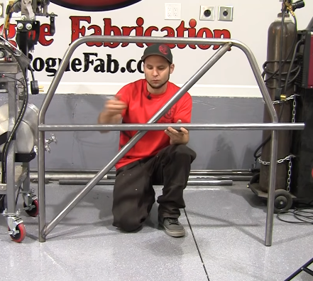 Roll Bar Tech: Learn How To Measure, Layout, And Bend A Roll Bar Or Roll Cage From The Guys At Rogue Fab