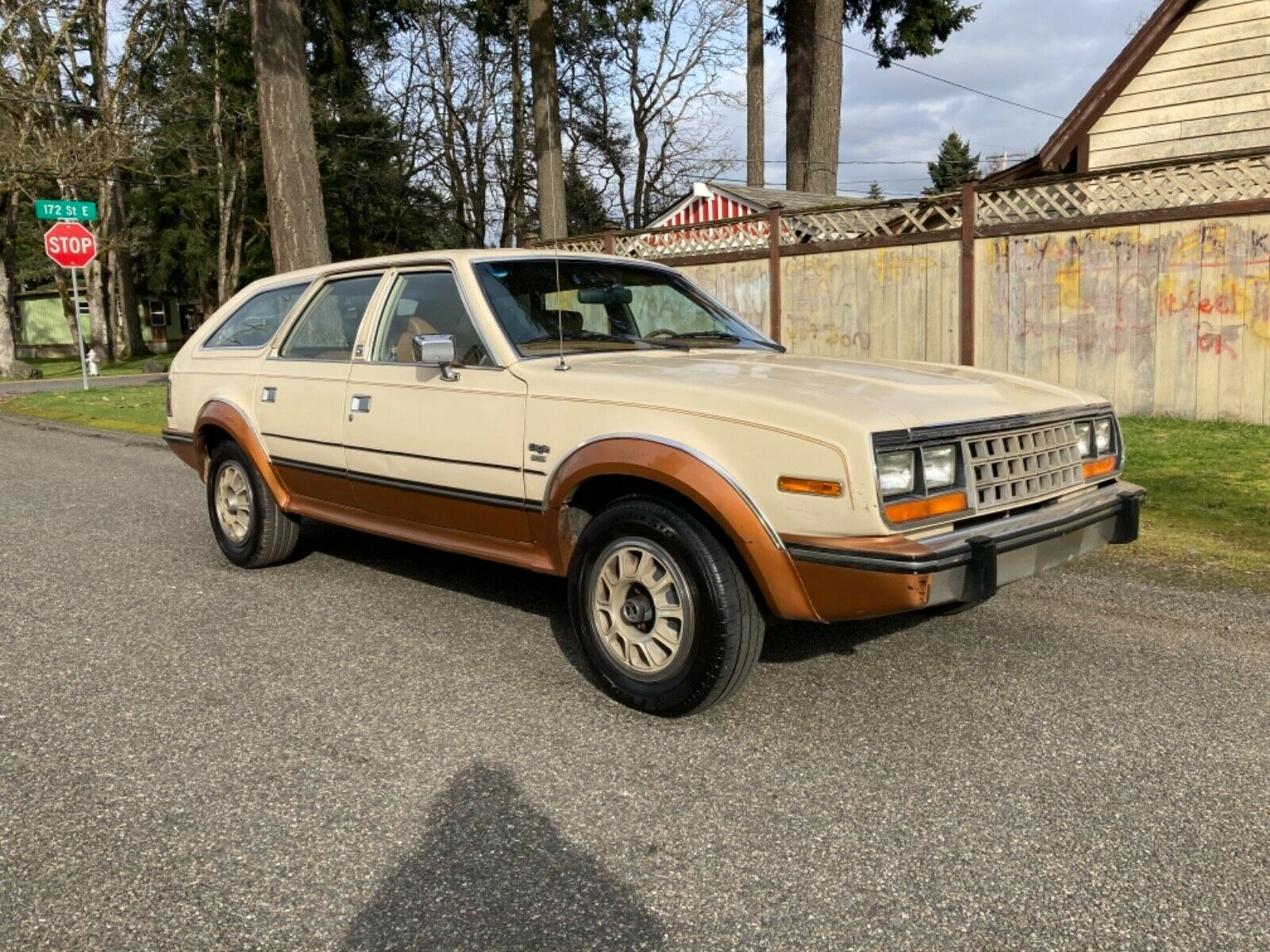 This 1985 AMC Eagle Might Be The Nicest One In The Country…And It's Loaded, Too!