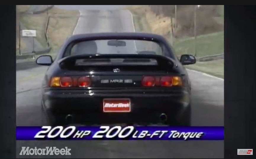 Hustling Little Hottie: The 1994 Toyota MR2 Turbo Was Like A Baby Supra With A Price Tag To Match