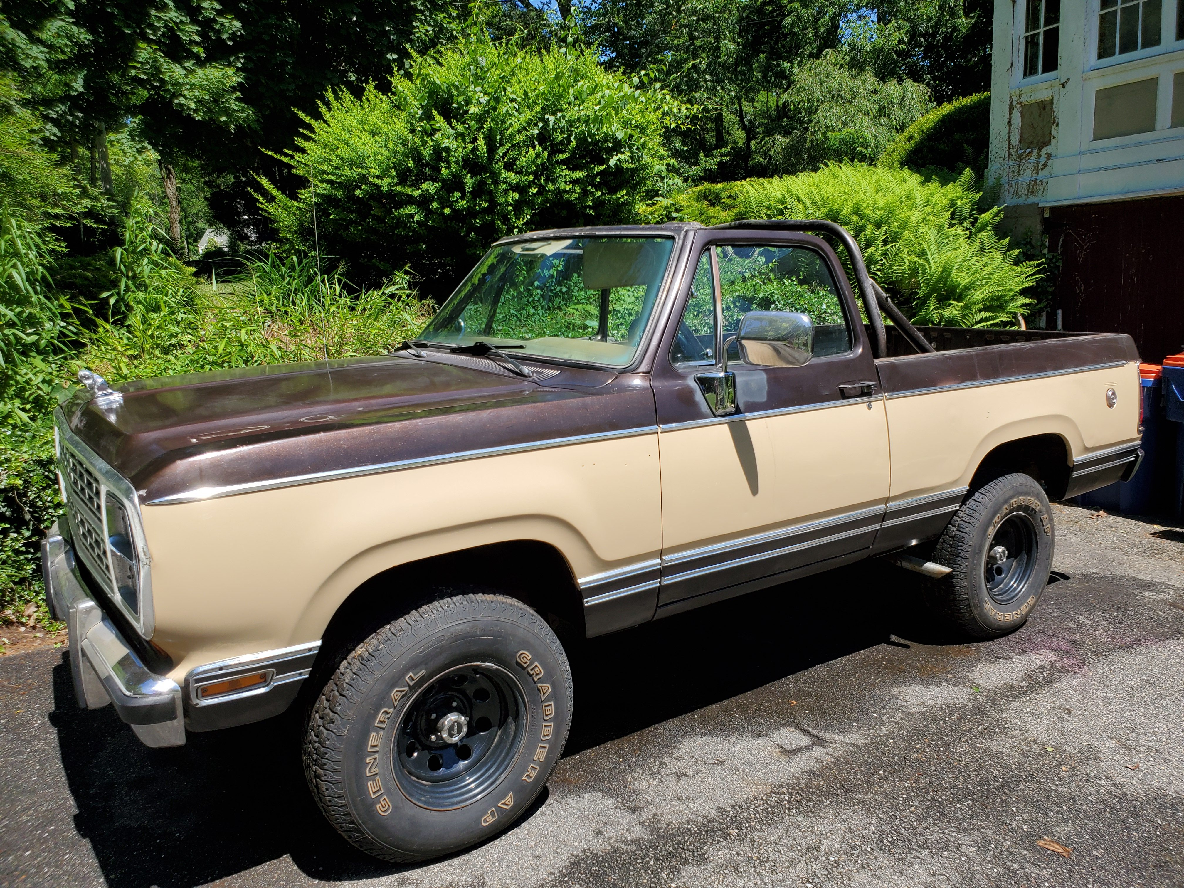 Introducing: Project Beachcomber, our 1979 Dodge Ramcharger