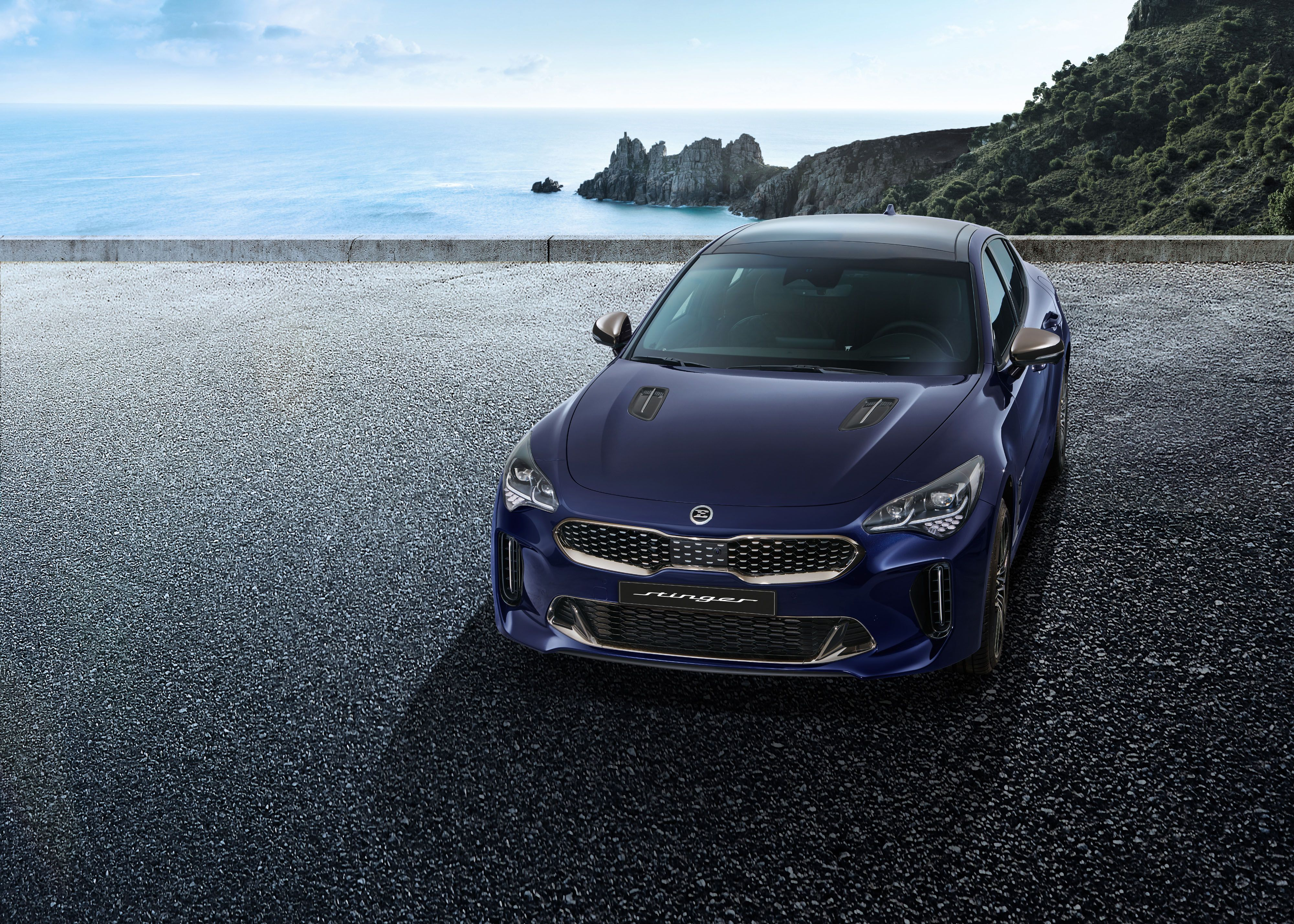 2022 Kia Stinger Revealed: More Power, More Styling, Still The Same Crazy Bargain Compared To The Competition