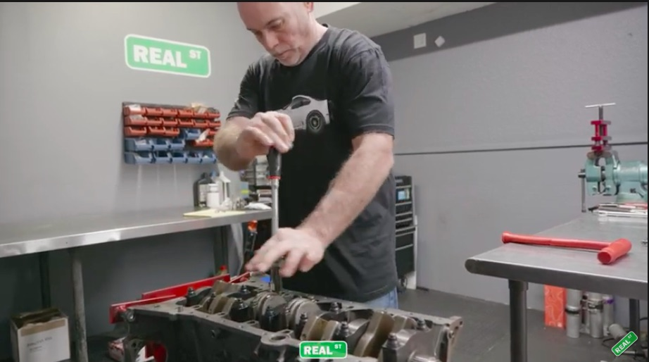 Autopsy Of A Dyno Mule: Real St Performance Tears Down A Stock Block and Crank 1,850hp 2JZ To Check Its Guts