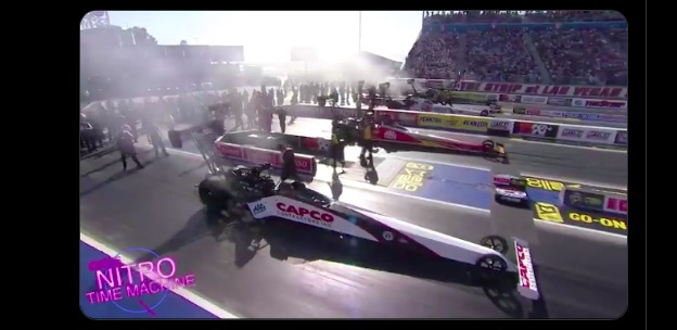 The Most Decorated NHRA Top Fuel Final You Don't Remember: Hall Of Famers Side by Side by Side by Side