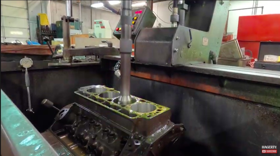 Playing With Blocks: This Update On The Hagerty Cadillac Build Concentrates on Block Machining, Piston and Rod Assembly, More