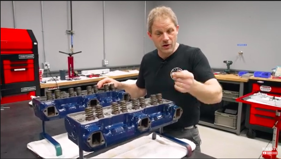 Hagerty Cadillac 365 Build: It Is Time For Final Assembly – Watch This Classic 365ci Cadillac V8 Get Screwed Together