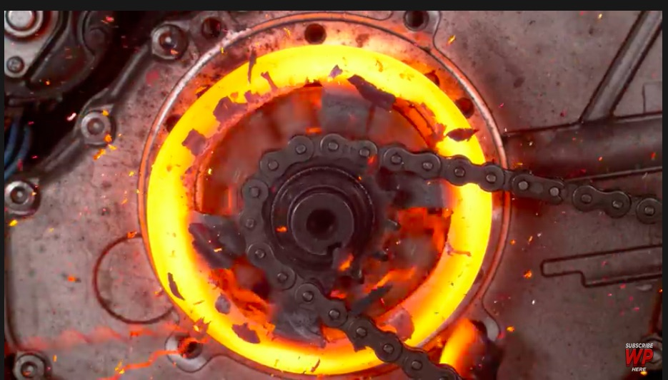 Hot Hot Heat: Watch These Centrifugal Clutches Pushed To The Failure Point In Slow Motion!