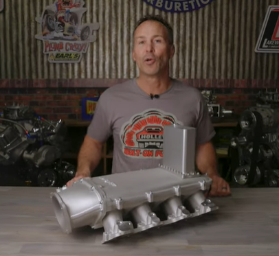 How To Install A Burst Panel On A Holley Lo-Ram Intake – Big Boost Safety