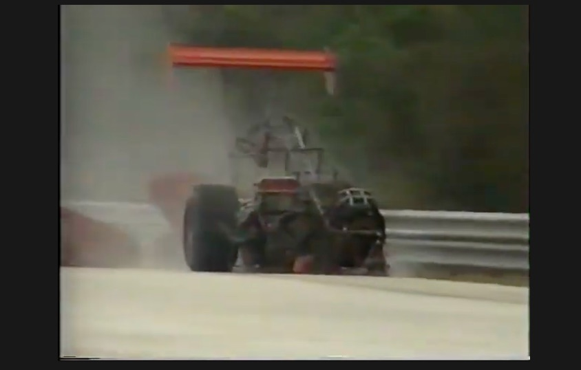 Watch The 1993 NHRA Gatornationals – Big Speed, Wild Runs, Awesome History