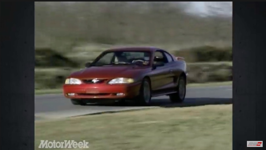 When 320 Was Plenty: This Look At The 1995 Kenny Brown 320X Mustang Is Fun