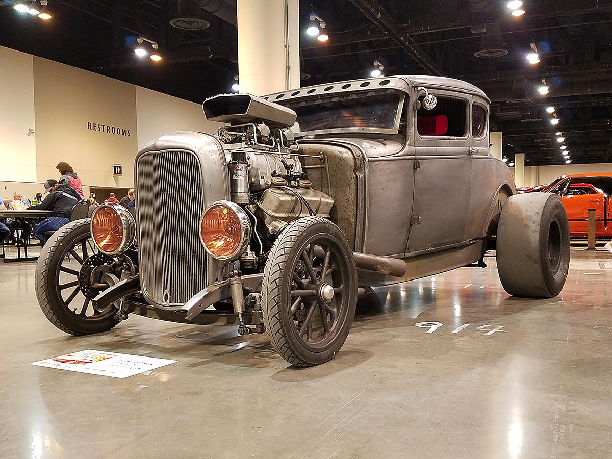 Omaha Autorama Car Show Photos Continue Right Here!
