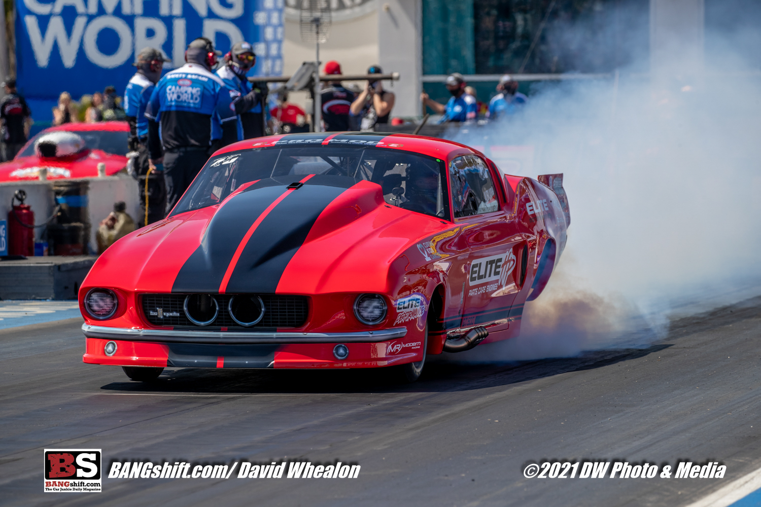 2021 NHRA GatorNationals Action Photo Coverage: Pro Modified and Pro Stockers Tore Down The Strip In Gainesville