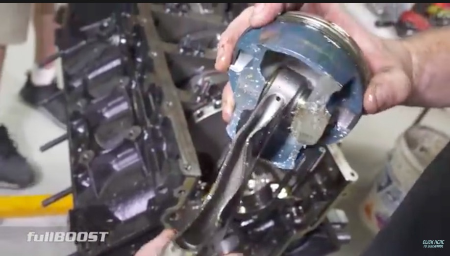 Engine Autopsy: This Detailed Disassembly And Analysis Of A Blown UP Twin Turbo LS Engine Is Awesome