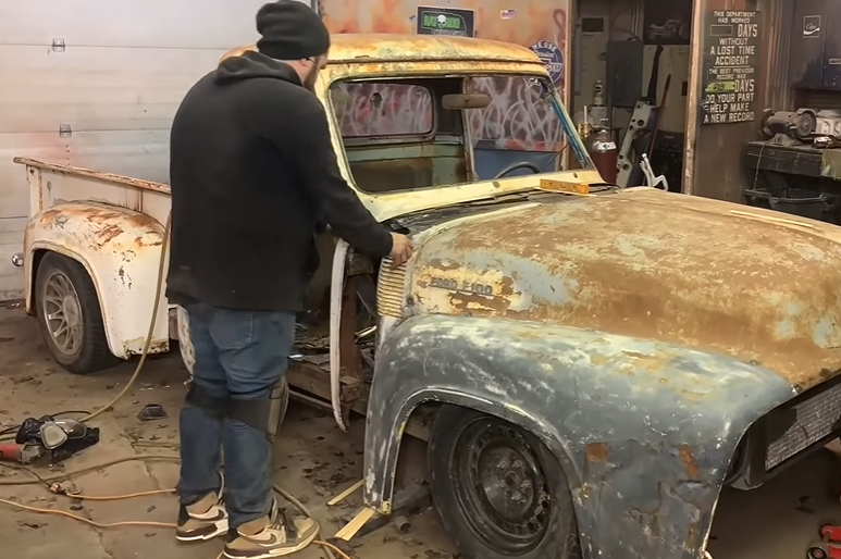 $1,000 Build: The $1,000 Hot Rod F100 Build Continues: Doing So Much With So Little Is Fun
