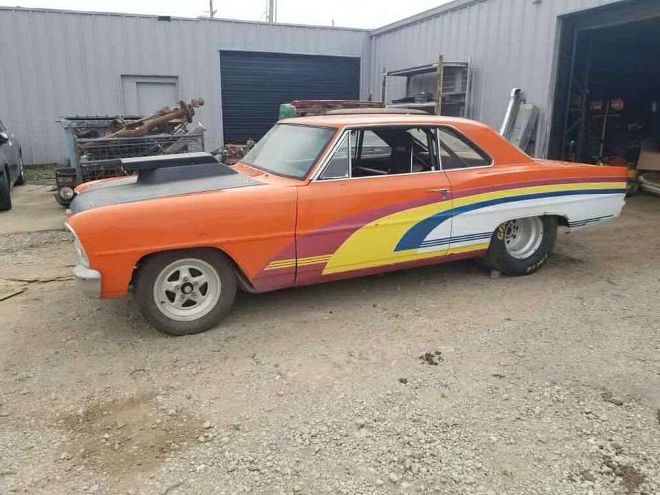 This 1966 Chevy II Nova Is Retro Cool And With Some Love Would Be A Rad Rocky Mountain Race Week Machine