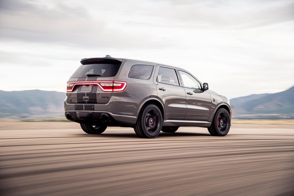Fresh Batch: Dodge Has Announced A New Run Of 2021 Hellcat Durango Production – Get Yours!