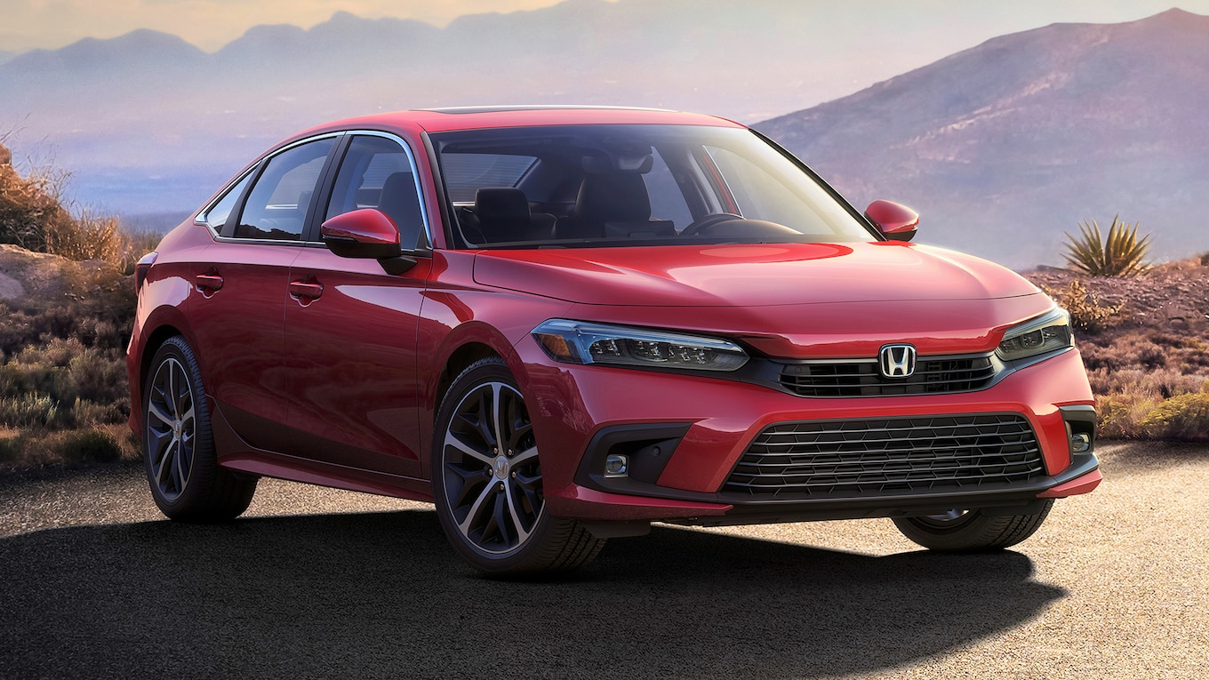 Surprise Reveal: Honda Releases a First Look At The 2022 US-Spec Civic Before It's Officially Revealed