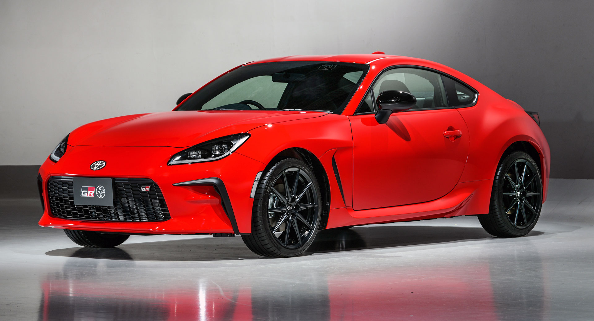 The New Toyota GR86 Has More Horsepower and New Competition From Another Toyota