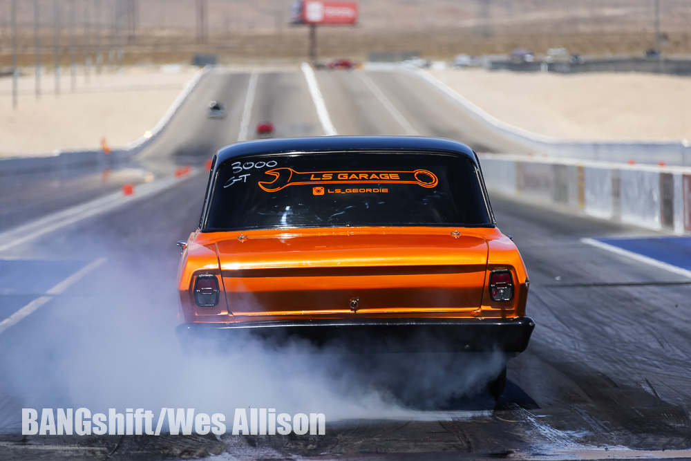 Drag Racing Photos From LSFest West In Las Vegas Start Right Here.