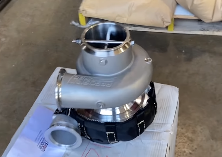 Parts, Parts, And More Parts! Alex Taylor's 6-second 1955 Chevy Project Gets Big Turbos, And All Kinds Of Other Goodies Plus More Chassis Work!