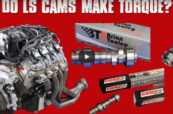 How To Cam Your LS Engine For More Torque: But I Thought LS Engines Don't Make Torque? Here's The Real Info