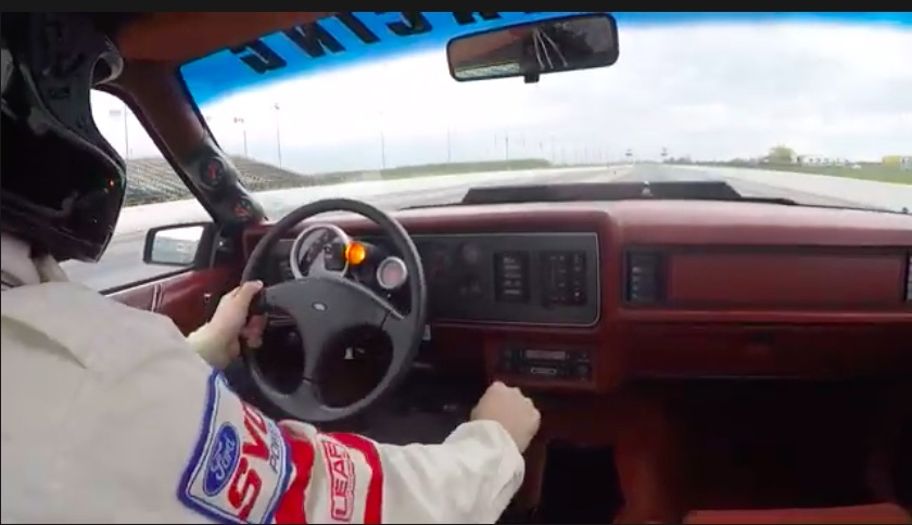 The American Powertrain Parting Shift: Ripping A Doug Nash 5-Speed Behind A 408ci Ford In A Fox!