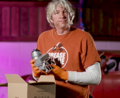 Edd China's New Workshop Diaries Show Starts Right Here!