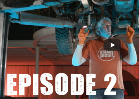 Edd China's Workshop Diaries Episode 2: Starting On A New Range Rover Project