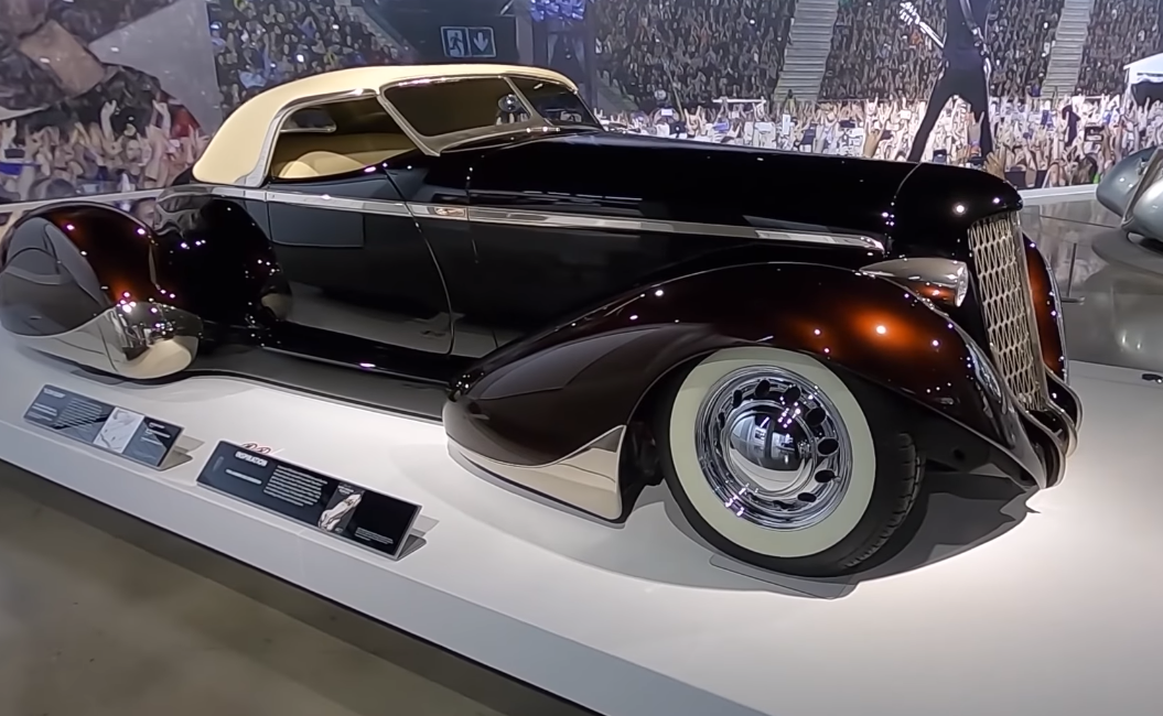 Take A Complete Tour Of The James Hetfield Collection Now Housed At The Petersen Automotive Museum