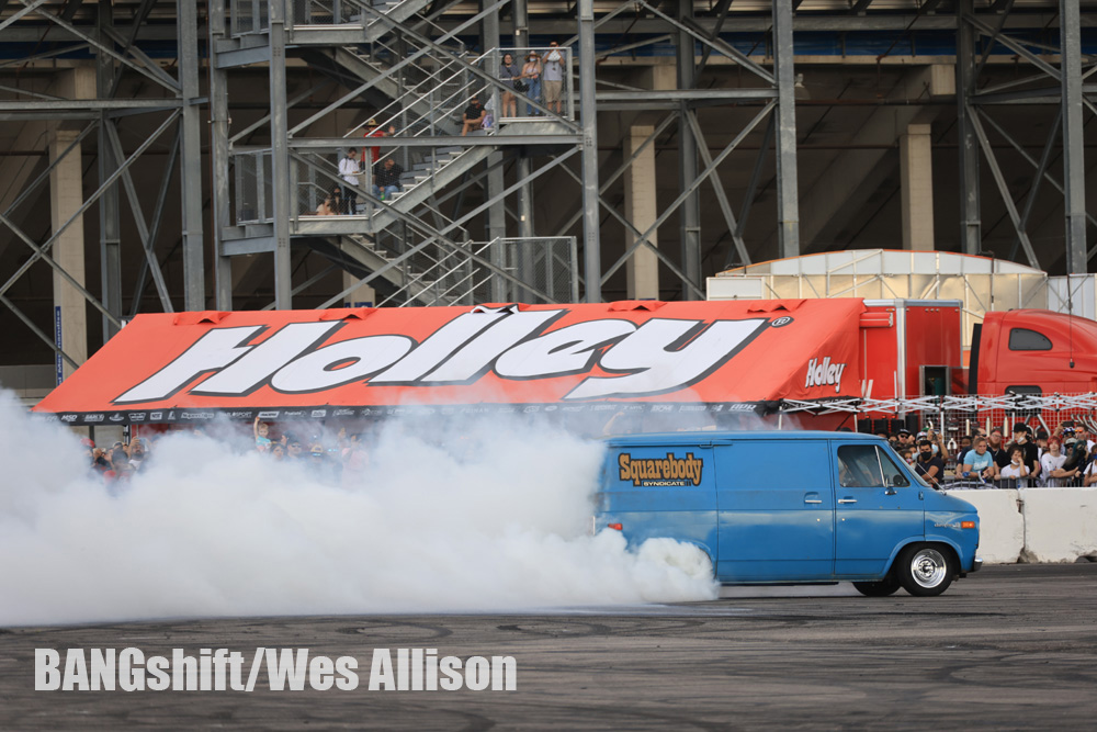 LSFest West Coverage Continues: Race Cars, Street Cars, Trucks, And More At Las Vegas Motor Speedway