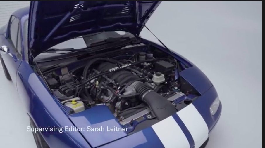 Good Watch: This Video Shows Two Cars That Are California Legally Engine Swapped – Interesting Stuff