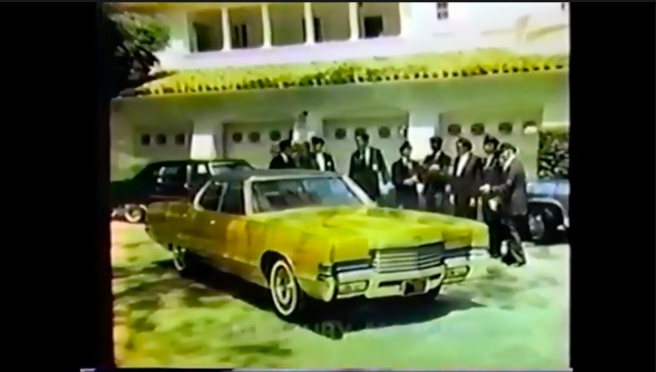 Fat and Happy: This Video Romp Back Through 1970s Car TV Ads Is Pretty Entertaining In Retrospect