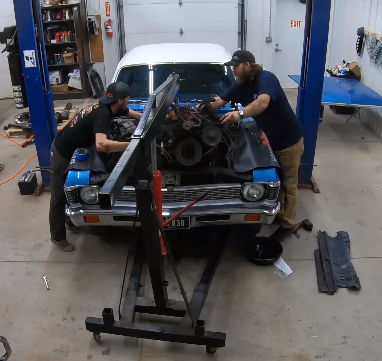 Are They Ruining It? The Motion Raceworks Bubba Nova Gets Engine Swapped