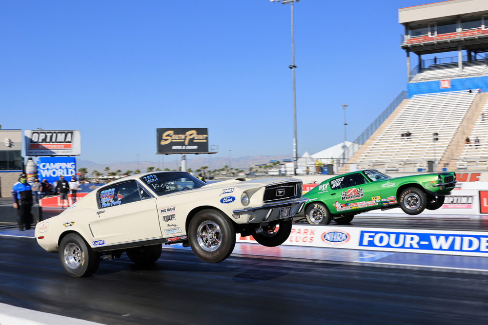 2021 NHRA Denso Spark Plugs 4-Wide Nationals Photo Coverage: Sportsman Action From The Strip at LVMS