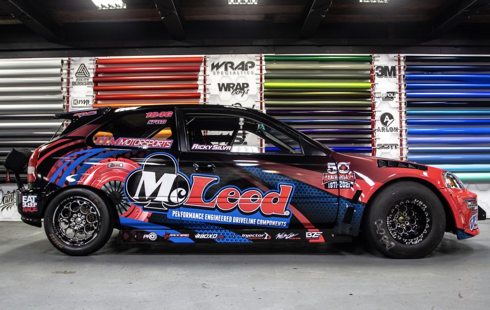 McLeod Racing Announces Partnership with Import Drag Race Champion Ricky Silva