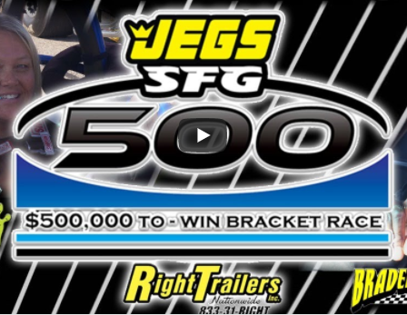 SFG $500k Week Is Live Right Here: More Than $1,000,000 In Total Purses For The Week, $500,000 For The Winner Of The FTI $500k!