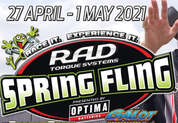 FREE LIVE STREAMING VIDEO: Spring Fling Big Money Bracket Racing From Galot