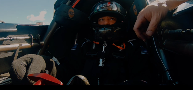 Ready. Set. Launch. Tony Stewart's 300 mph Internship Officially Starts Right Here