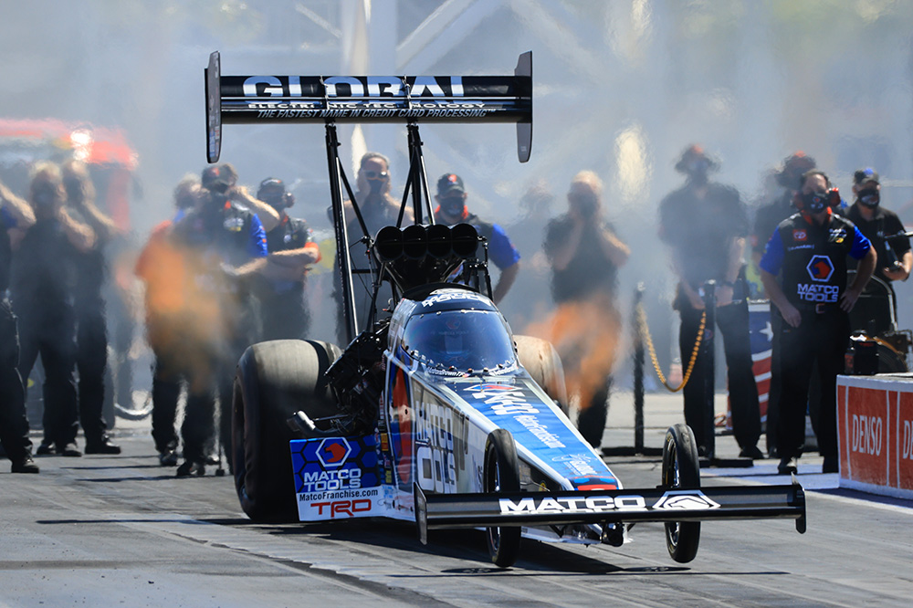 Photo Bonanza: Here's All Of Our NHRA 4-Wide Nationals Images In One Place To See!