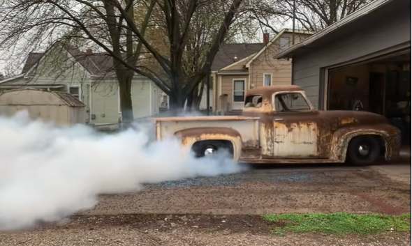 $1,000 Build: The $1,000 F100 Is Running And Getting Close To Being A Real Hot Rod!